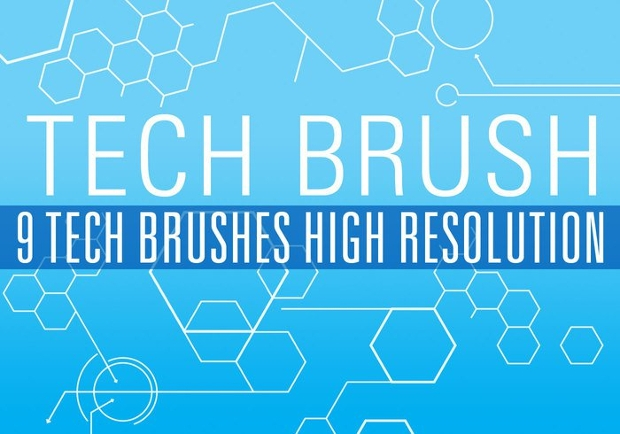 tech brushes collection