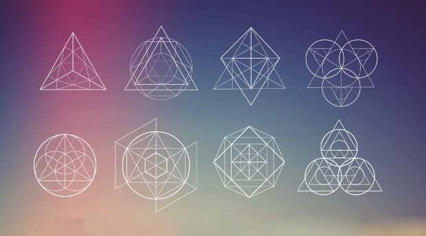 geometric kit vector