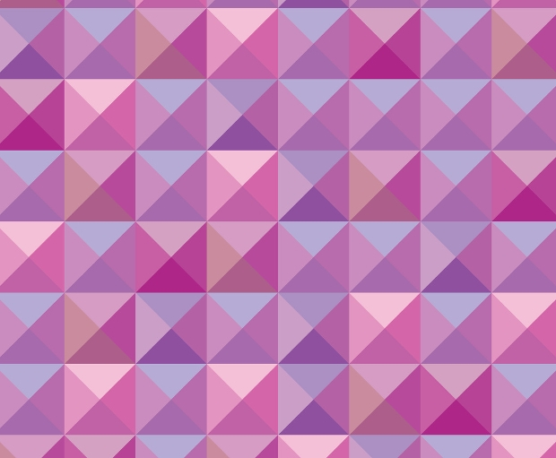 pink tile geometric vector
