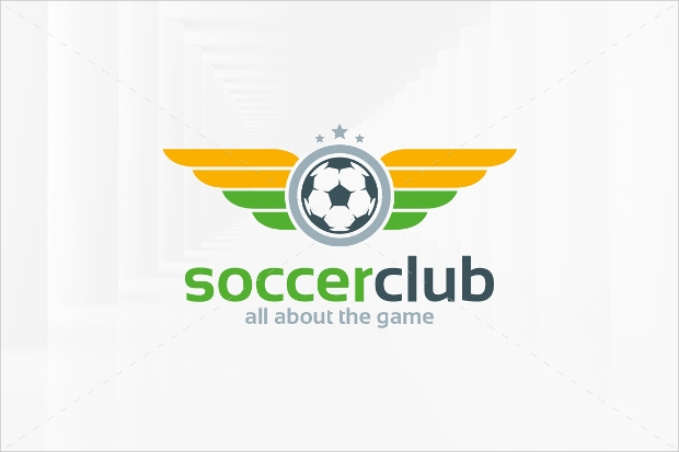 soccer club logo design