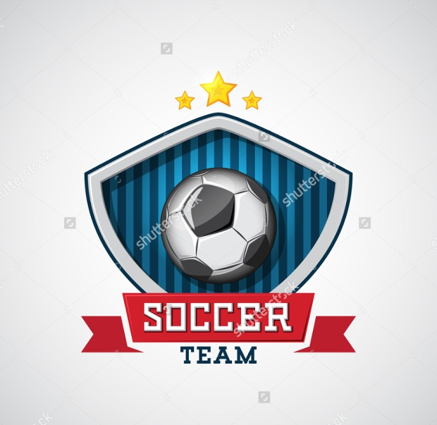soccer team logo design