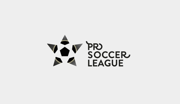 Pro Soccer League Logo Design