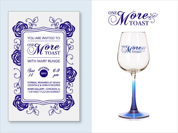 Retirement Party Invitation Design