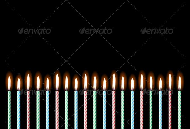 happy birthday vector3