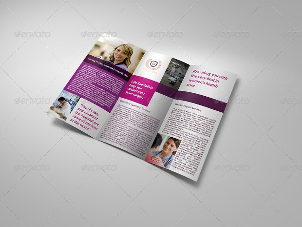 21 Hospital Brochure Free PSD AI InDesign Vector EPS Format – Hospital Flyer Template