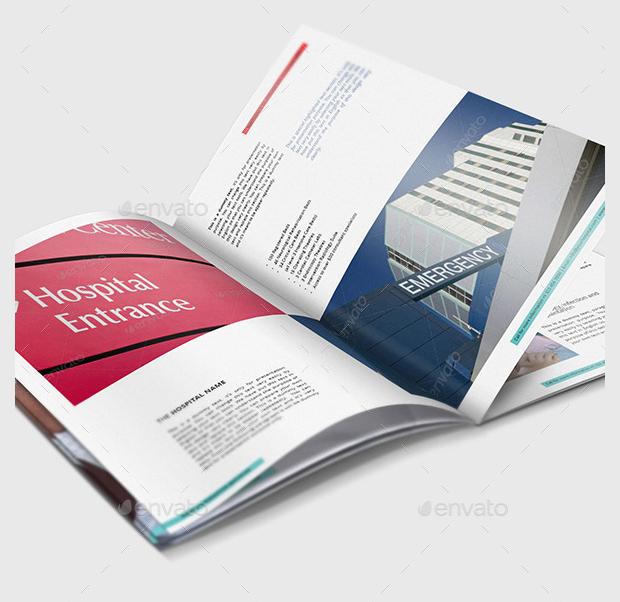 hospital information brochure