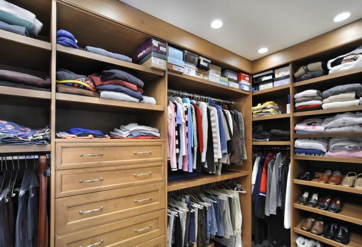master closet storage idea