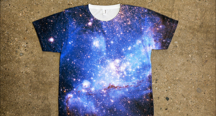 16+ Galaxy T Shirt Designs, Ideas | Design Trends - Premium PSD ...