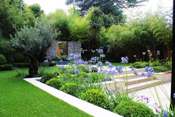 16+ Sunken Garden Designs, Ideas | Design Trends - Premium ...