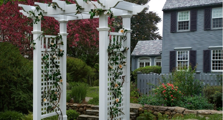 Beautiful Garden Arbor Ideas