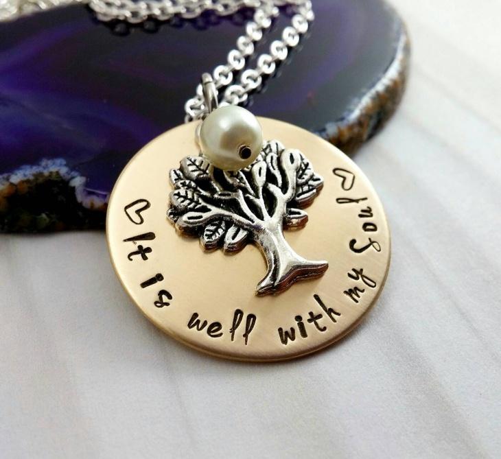 Positive Quote Jewelry