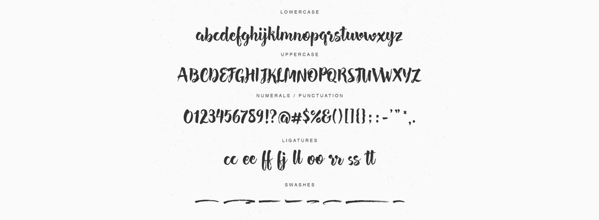 hensa free font