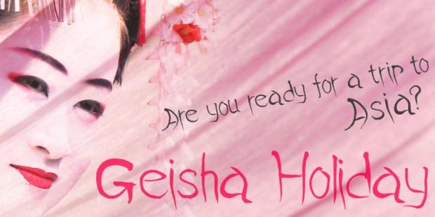 Geisha Holiday Font