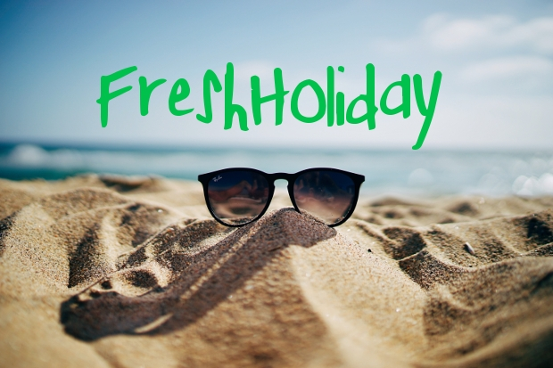 Fresh Holiday Font