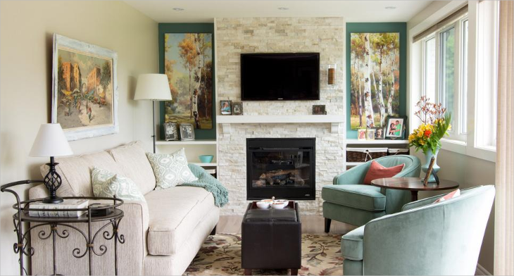 17+ French Country Living Room Designs, Ideas | Design Trends ...