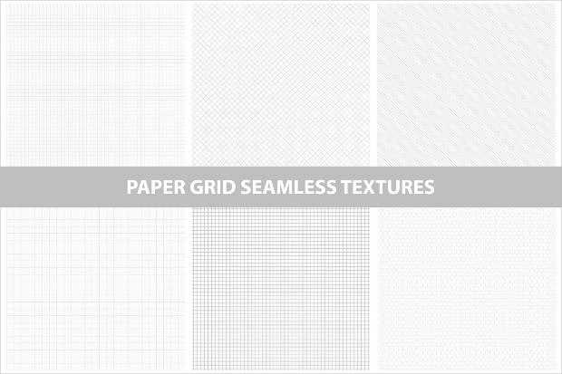 paper grid seamless texture