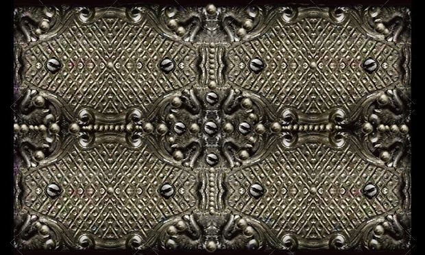 bronze seamless texture design