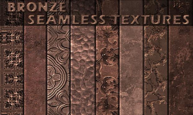 bronze seamless texture