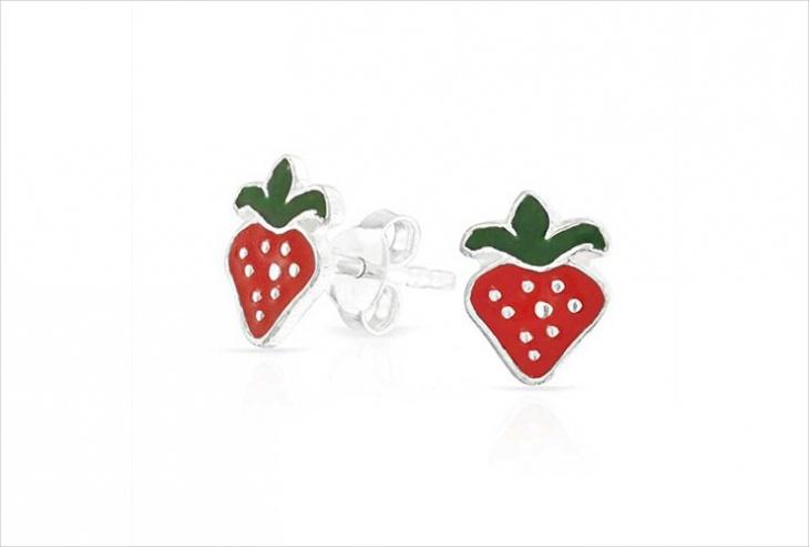 Cute Fruit Stud Earrings