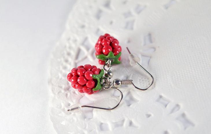 Fruit Loop Earrings