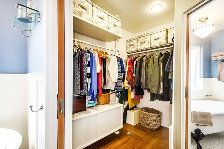 18 small walk in closet designs ideas design trends premium psd