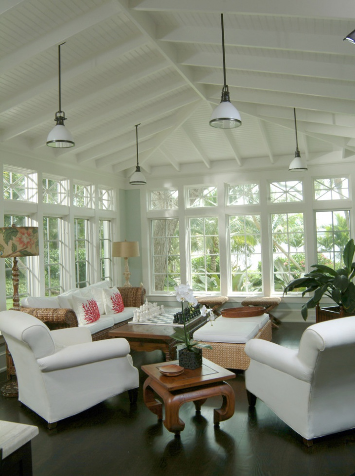 Sunroom Pendant Lighting