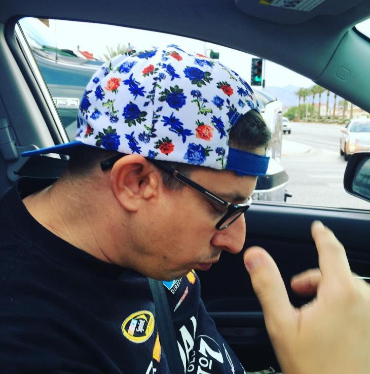 floral hat for men