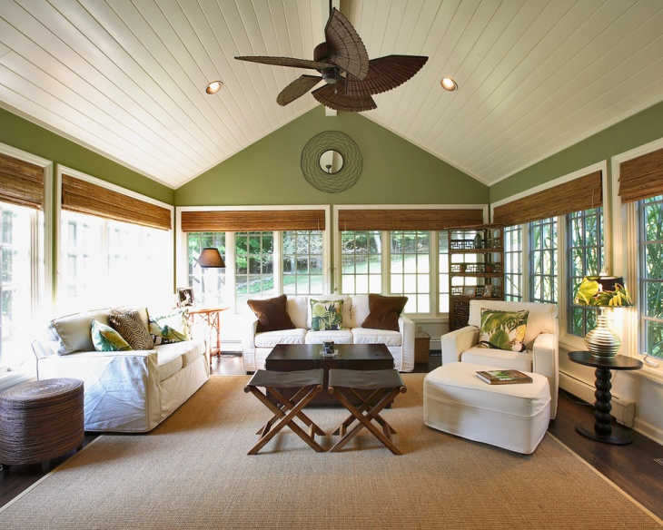 Sunroom Ceiling Lighting