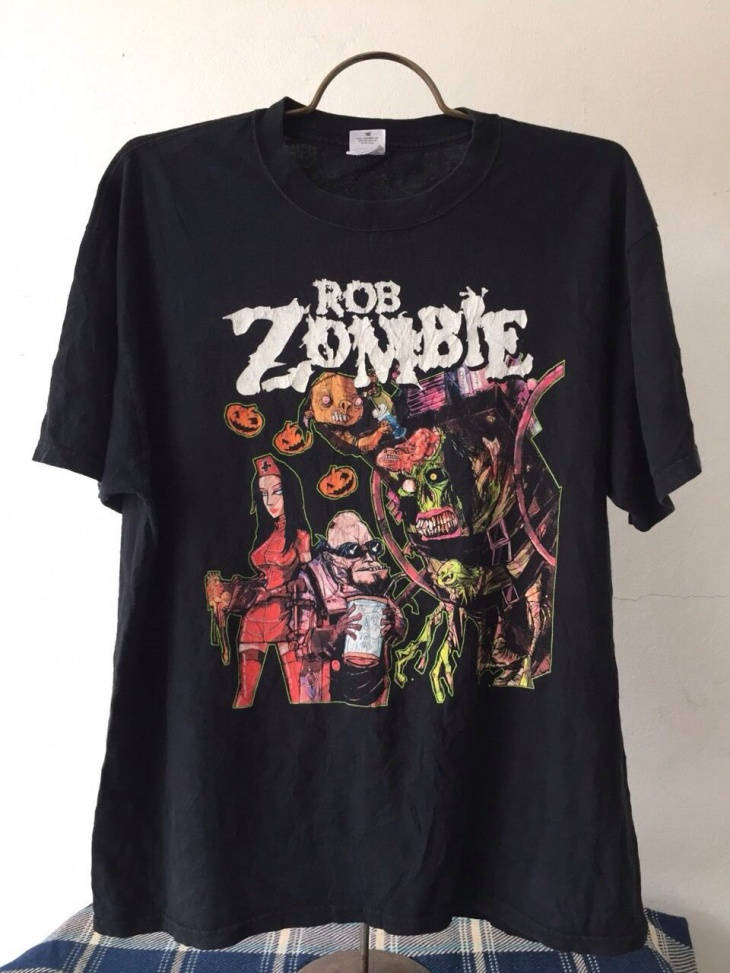 zomby music t shirt idea