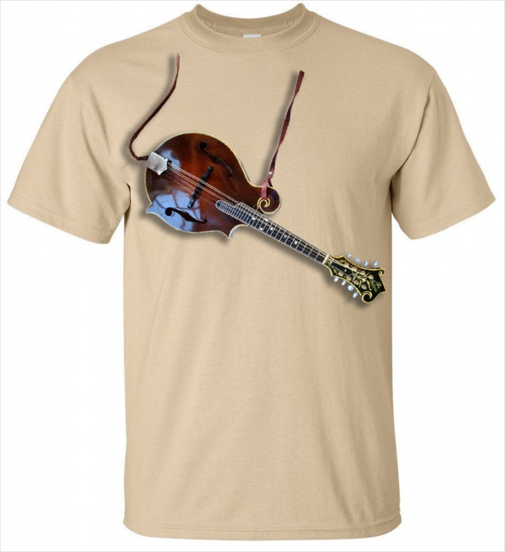 music instruments t shirt