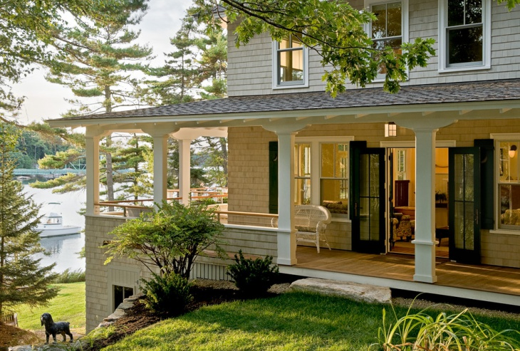17 Cottage Porch Designs Ideas Design Trends Premium