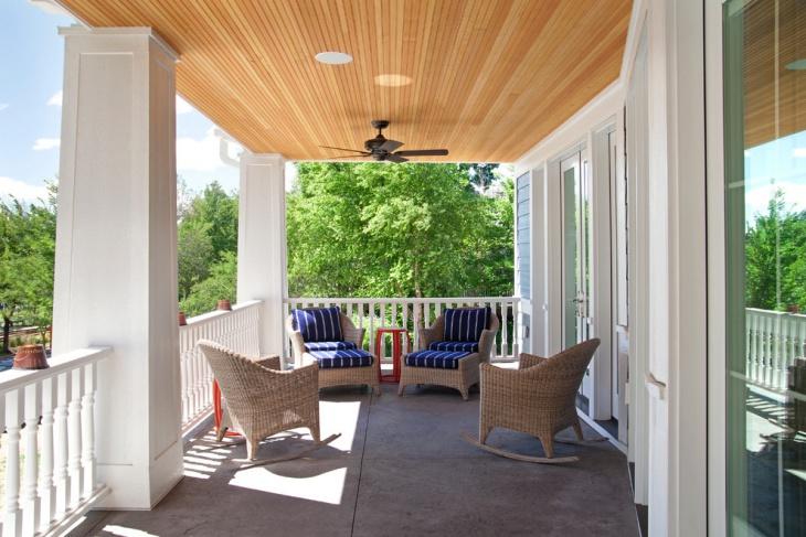 Classic Cottage Porch