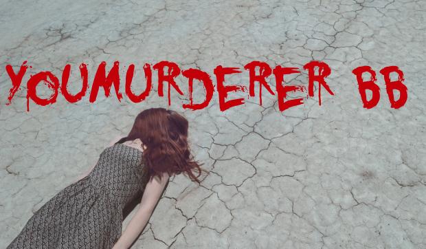 murderer font