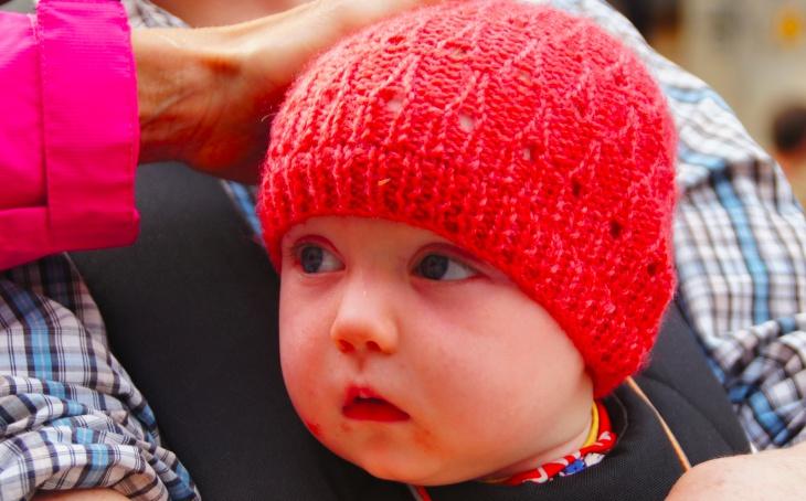 Fringe Hat for Kids