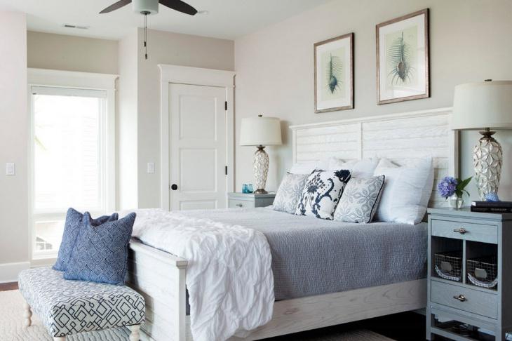 monochromatic bedding idea