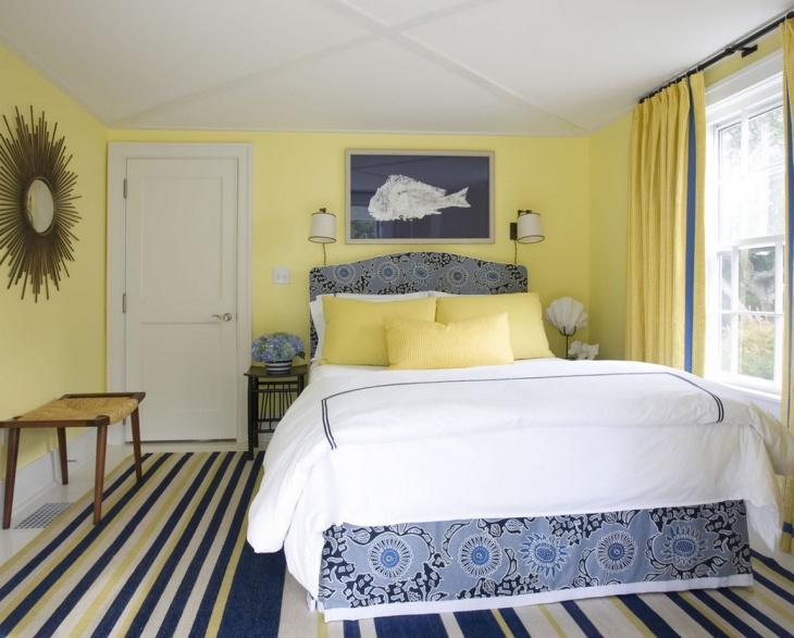 Bright Bedroom Idea