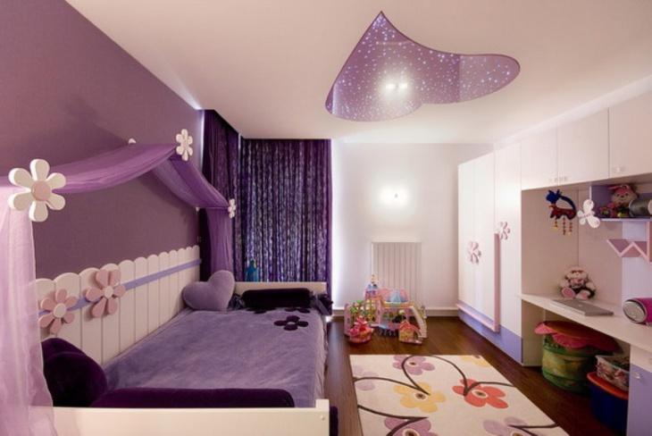 Monochromatic Master Bedroom Design
