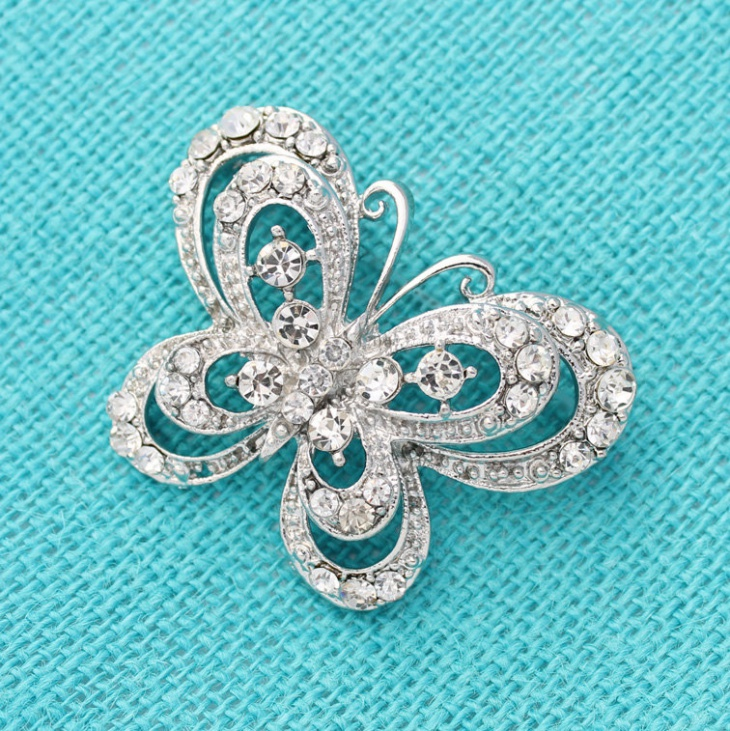 Butterfly Jewelry For Wedding