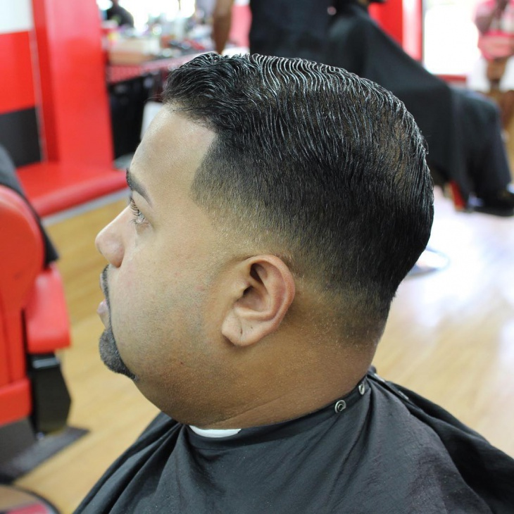 21+ Low Fade Comb Over Haircut Ideas, Designs