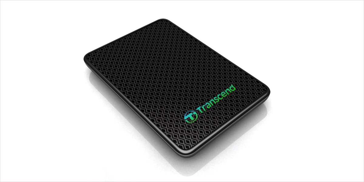 Transcend TS128GESD400K External Solid State Drive