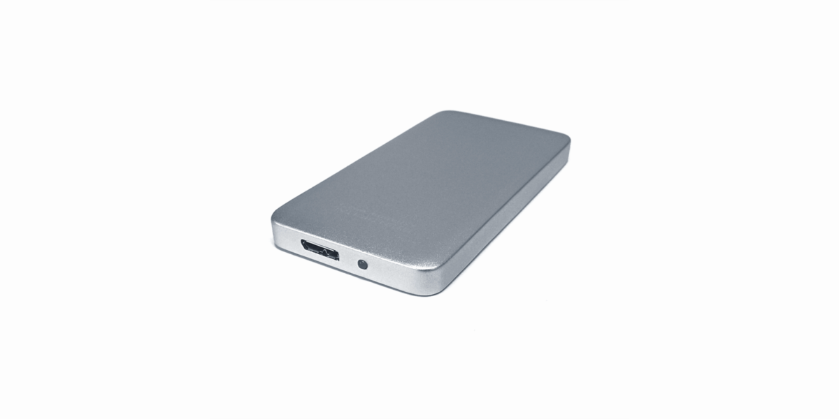Shadow Mini™ Portable Solid State Drive