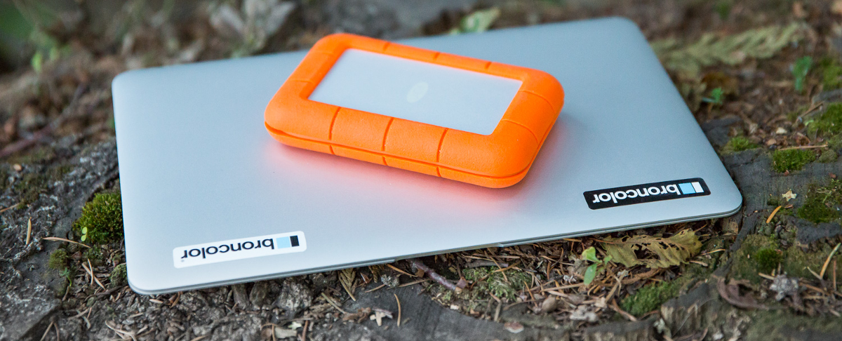 LaCie Rugged Thunderbolt All-Terrain Portable Drive review