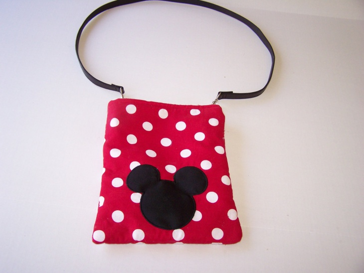 disney crossbody bag design