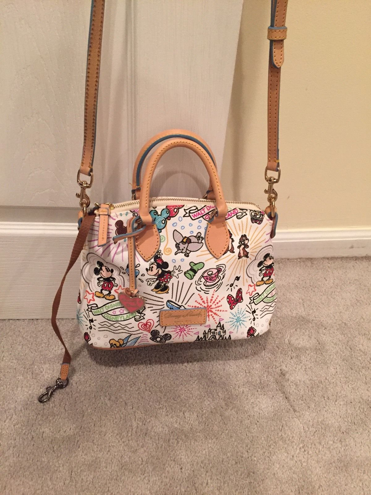 disney shoulder bag idea