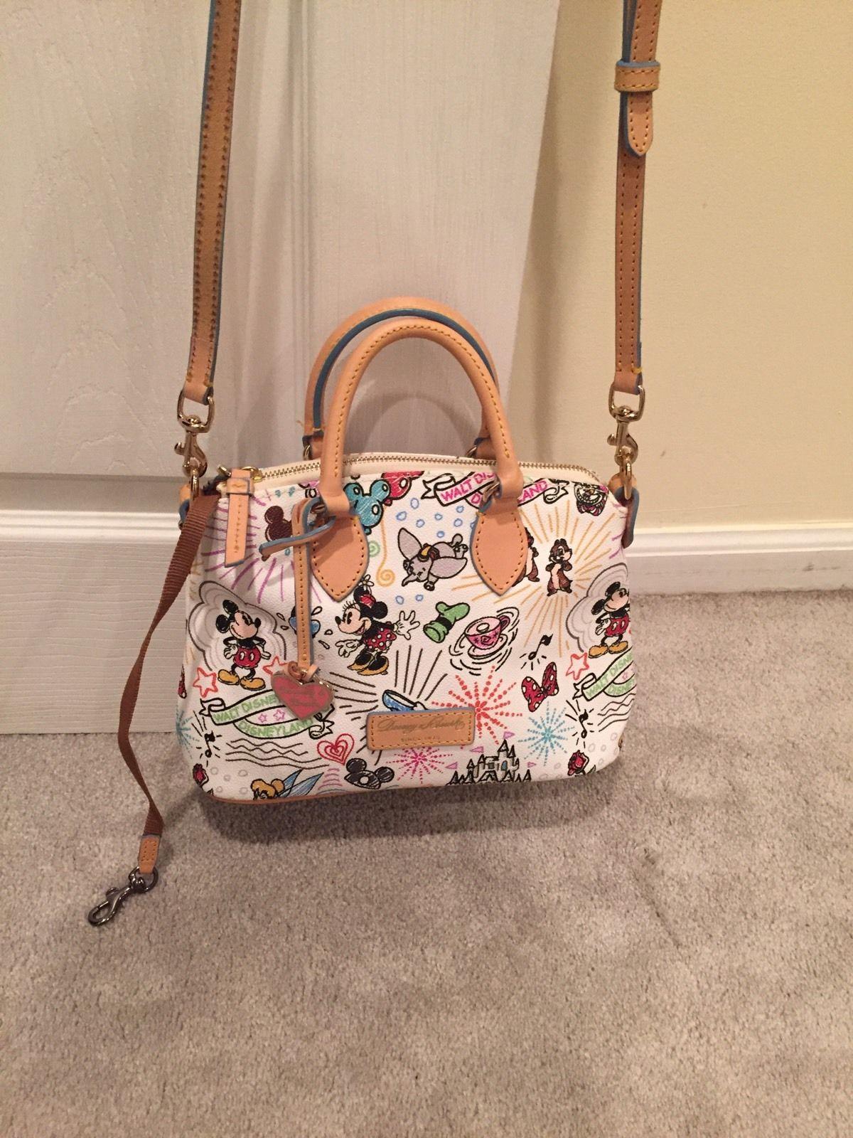 Disney Shoulder Bag Idea