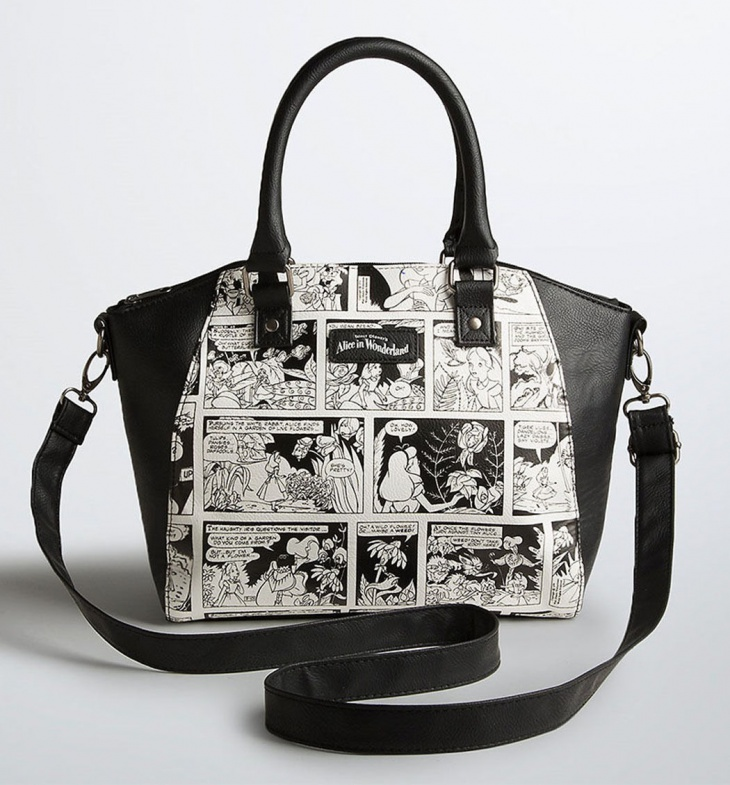 disney comic handbag
