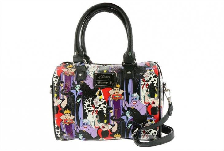 Disney Print Duffle Bag Design