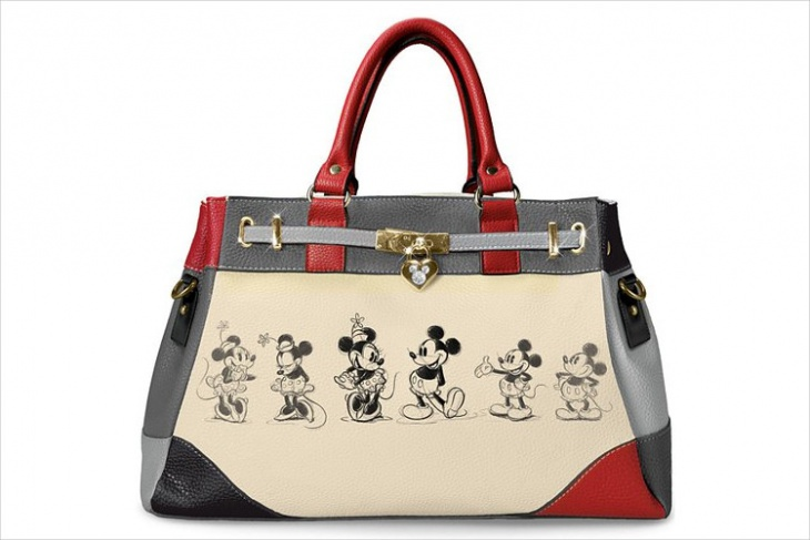 lavish disney handbag idea