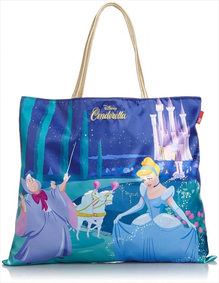 Beautiful Disney Princess Tote Bag