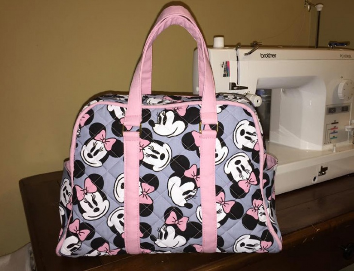 Handmade Disney Handbag